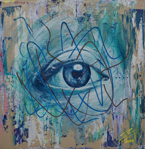 ALL-FEELING EYES: AQUA