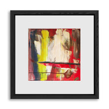 "Load image into Gallery viewer, BECAUSE | Framed Prints 12x12"" (Fits 8x8"" Print)"