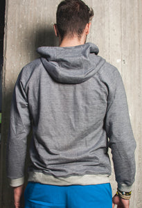 BFC ZIP UP HOODIE | TERRY