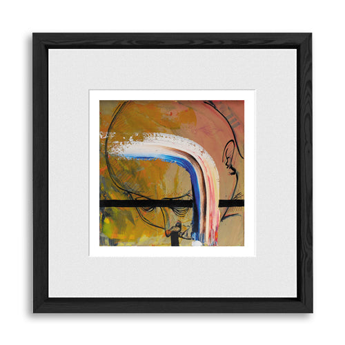 FOCUS I | Framed Prints 12x12