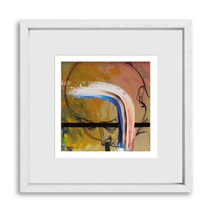 "FOCUS I | Framed Prints 12x12"" (Fits 8x8"" Print)"