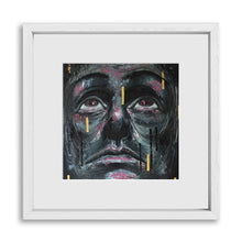 "Load image into Gallery viewer, HOPING FOR THE BEST | Framed Prints 12x12"" (Fits 8x8"" Print)"