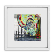 "Load image into Gallery viewer, MIND CHATTER | Framed Prints 12x12"" (Fits 8x8"" Print)"