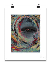 Load image into Gallery viewer, EYE STUDY | Limited Gliclée Art Prints