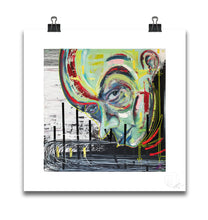 Load image into Gallery viewer, MIND CHATTER | Limited Gliclée Art Prints