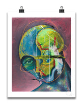 Load image into Gallery viewer, THE WORLD INSIDE | Limited Gliclée Art Prints