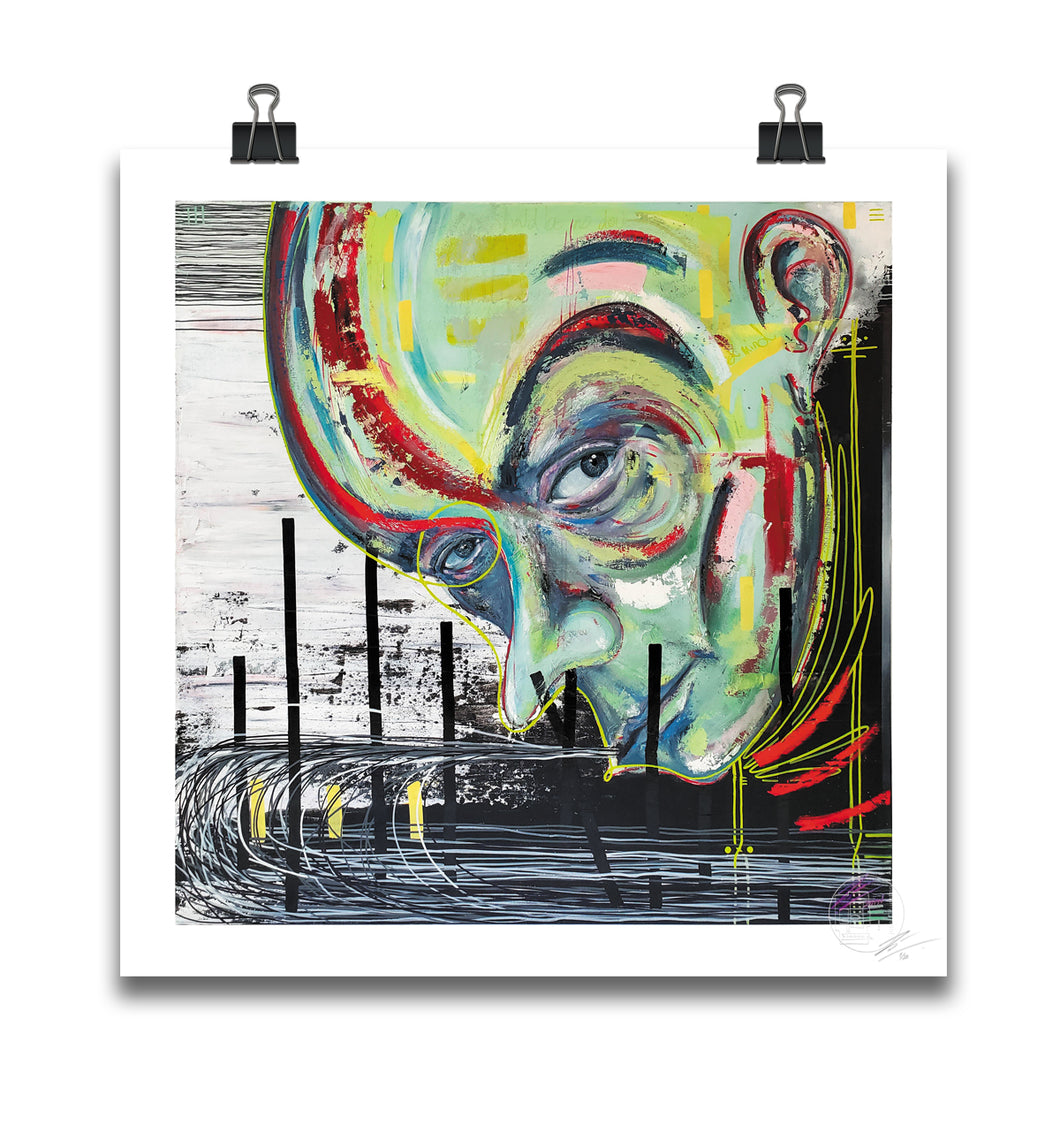 MIND CHATTER | Limited Edition Prints