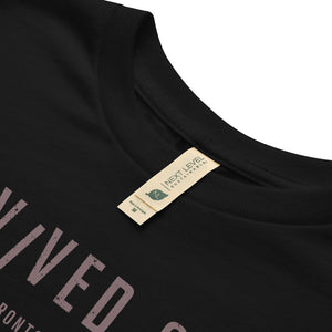 SURVIVED 2020 | Sustainable T-Shirt