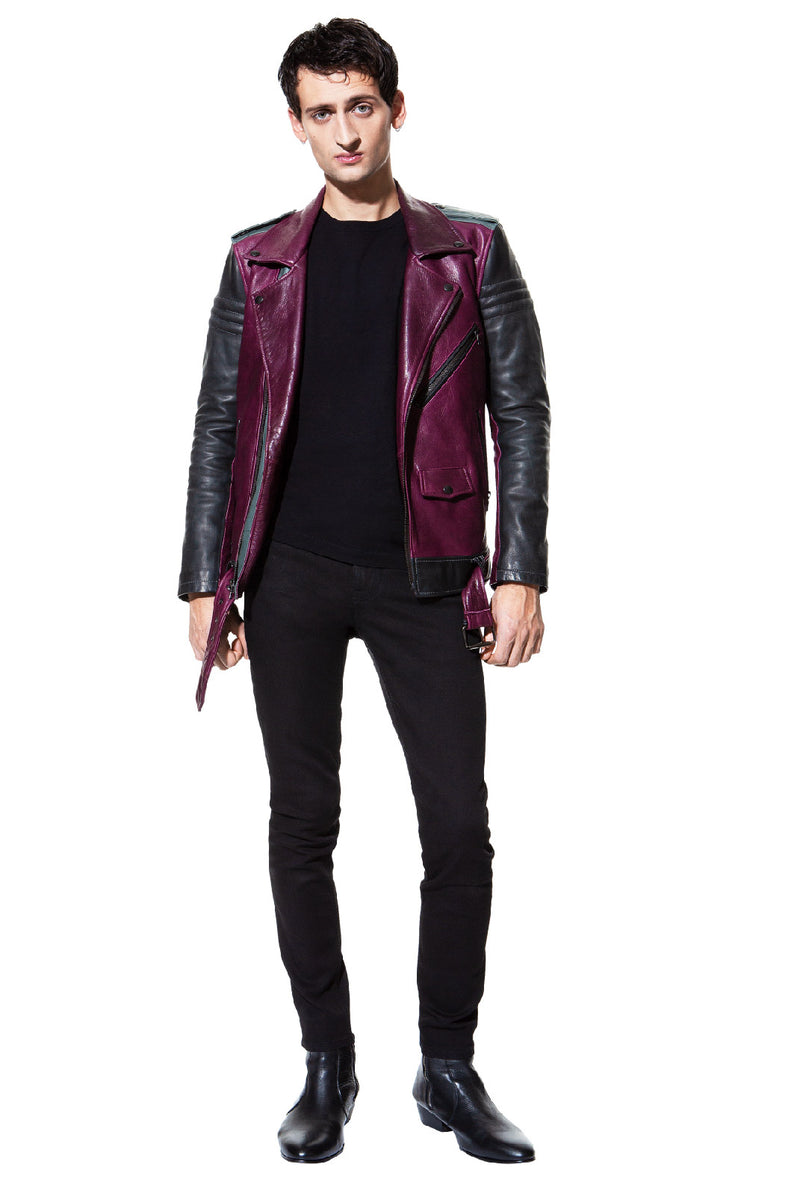 Leather jacket 5 Limited edition