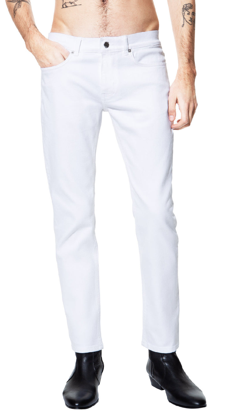 Jeans 5 White