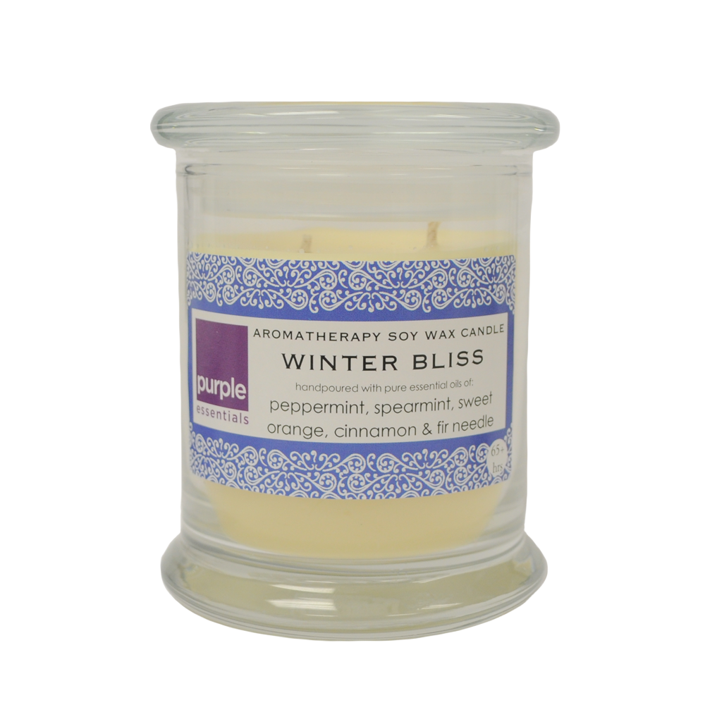 Winter Bliss Soy Wax Candle
