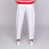 COMFORTABLE FIT TROUSERS IN COTTON SATIN / PANTALONE VESTIBILITA' COMODA IN RASATELLO DI COTONE