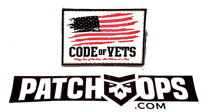 Code of Vets Patch