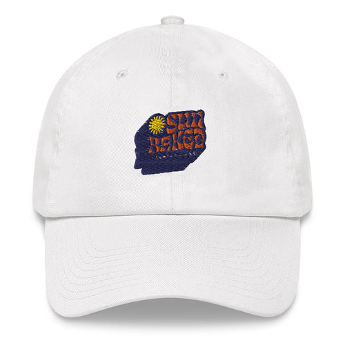 Dad Cap (White)