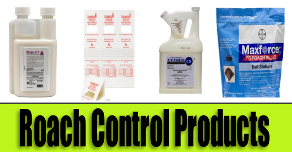 roach control products