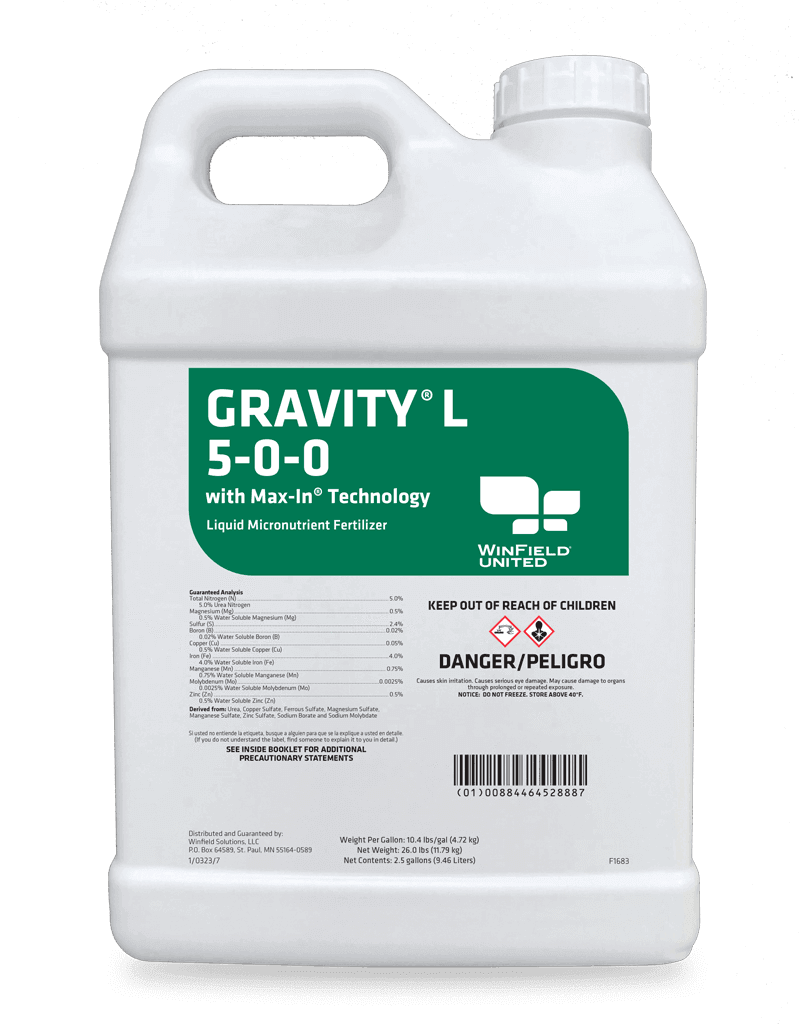 Fertilizer - Gravity Liquid Fertilizers