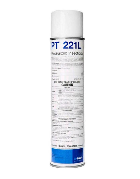 Insecticide - PT 221L Insecticide Residual Aerosol