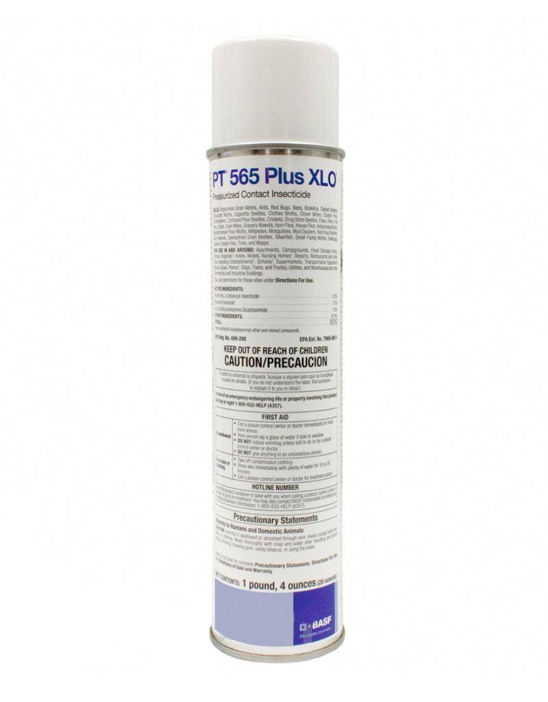 Insecticide - PT 565 Plus XLO Pressurized Contact Insecticide