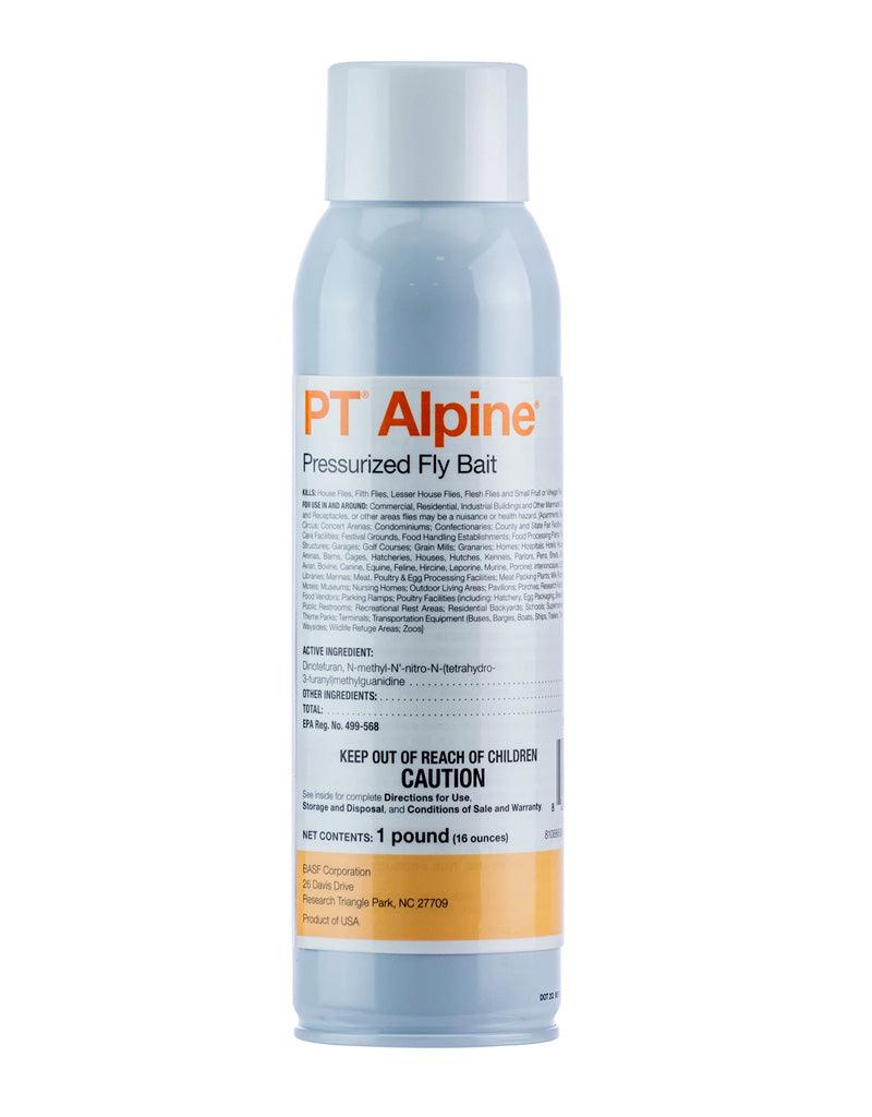 Insecticide - PT Alpine Pressurized Fly Bait Insecticide