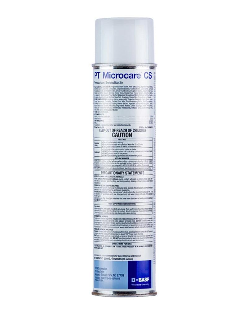 Insecticide - PT Microcare CS Insecticide Aerosol
