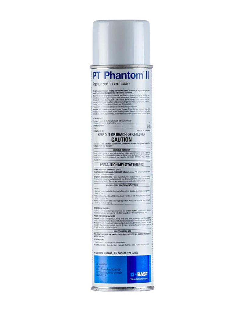 Insecticide - PT Phantom II Insecticide Aerosol Spray
