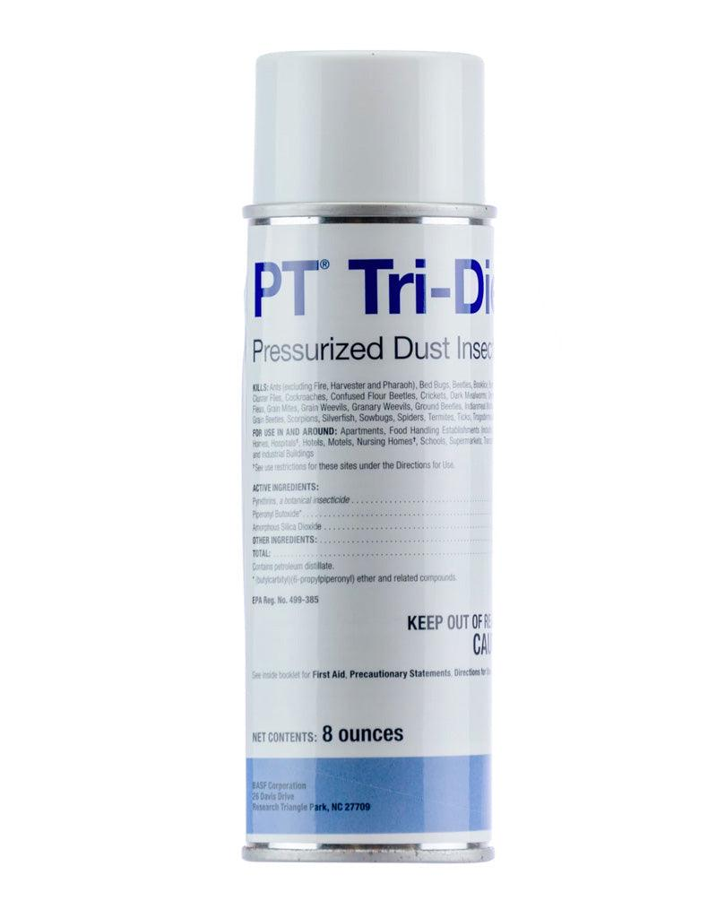 Insecticide - PT Tri-Die Pressurized Dust Insecticide