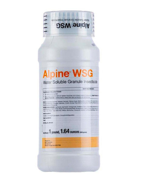 Insecticide - Alpine WSG Water Soluble Granule Insecticide