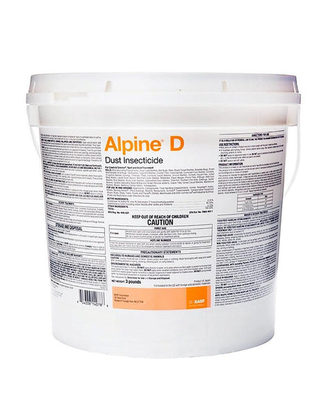 Insecticide - Alpine Dust Insecticide