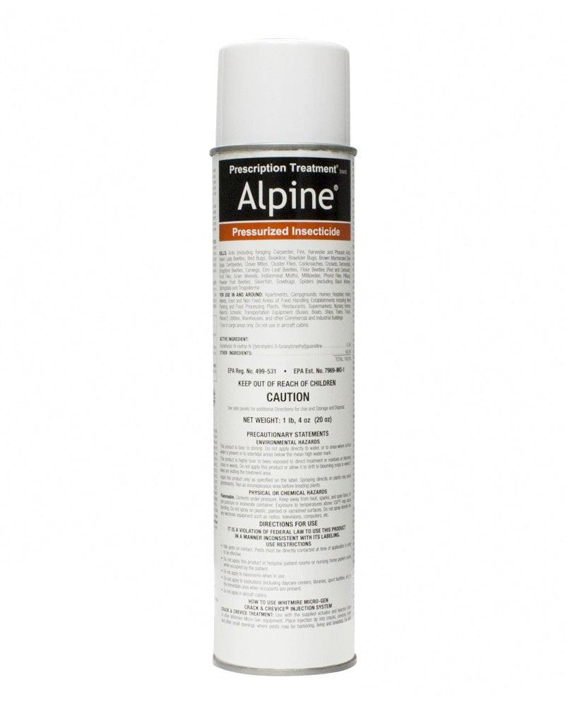 Insecticide - PT Alpine Pressurized Insecticide