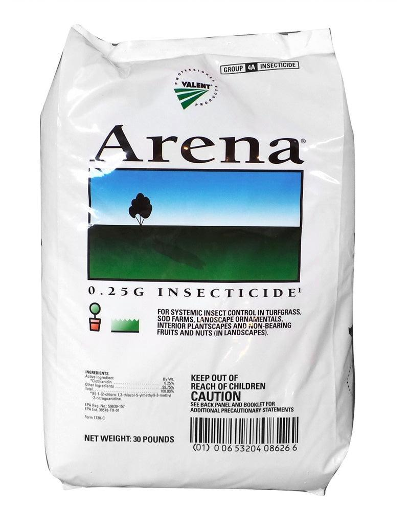 Insecticide - Arena 0.25 Granular Insecticide For Ornamental Landscapes