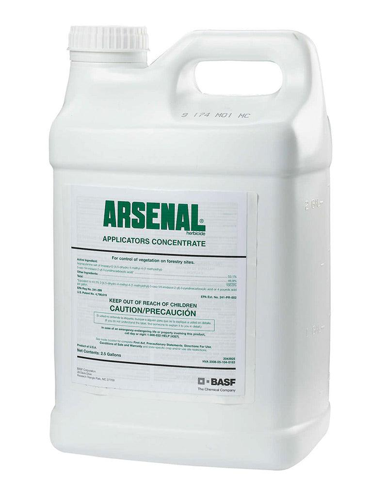 Herbicide - Arsenal AC Terrestrial Industrial And Aquatic Herbicide