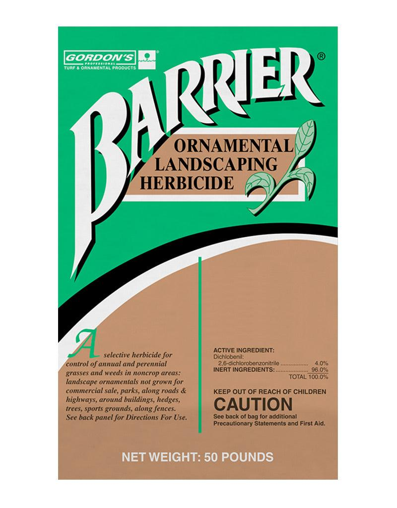 Herbicide - Barrier Herbicide For Annual And Perennial Weeds