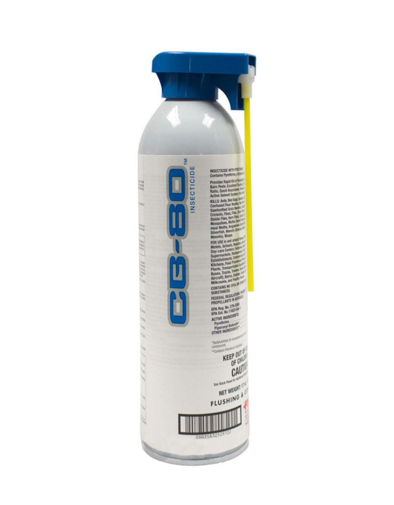 Insecticide - CB-80 Aerosol Insecticide