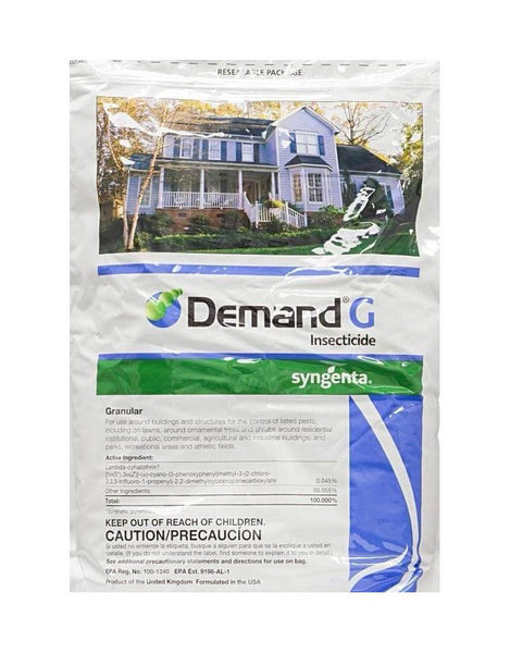 Insecticide - Demand G Insecticide Granules