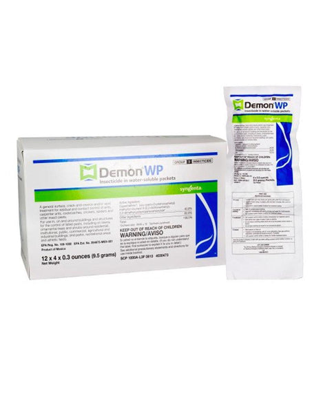 Insecticide - Demon WP Insecticide