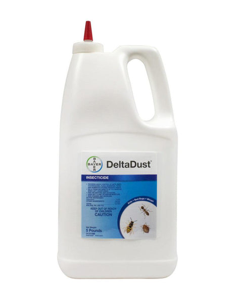 Insecticide - Delta Dust Waterproof Insecticide