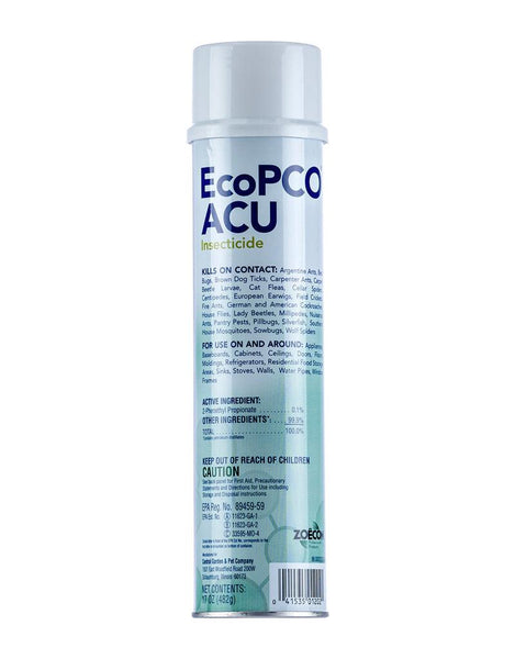 Insecticide - EcoPCO ACU Botanical Insecticide