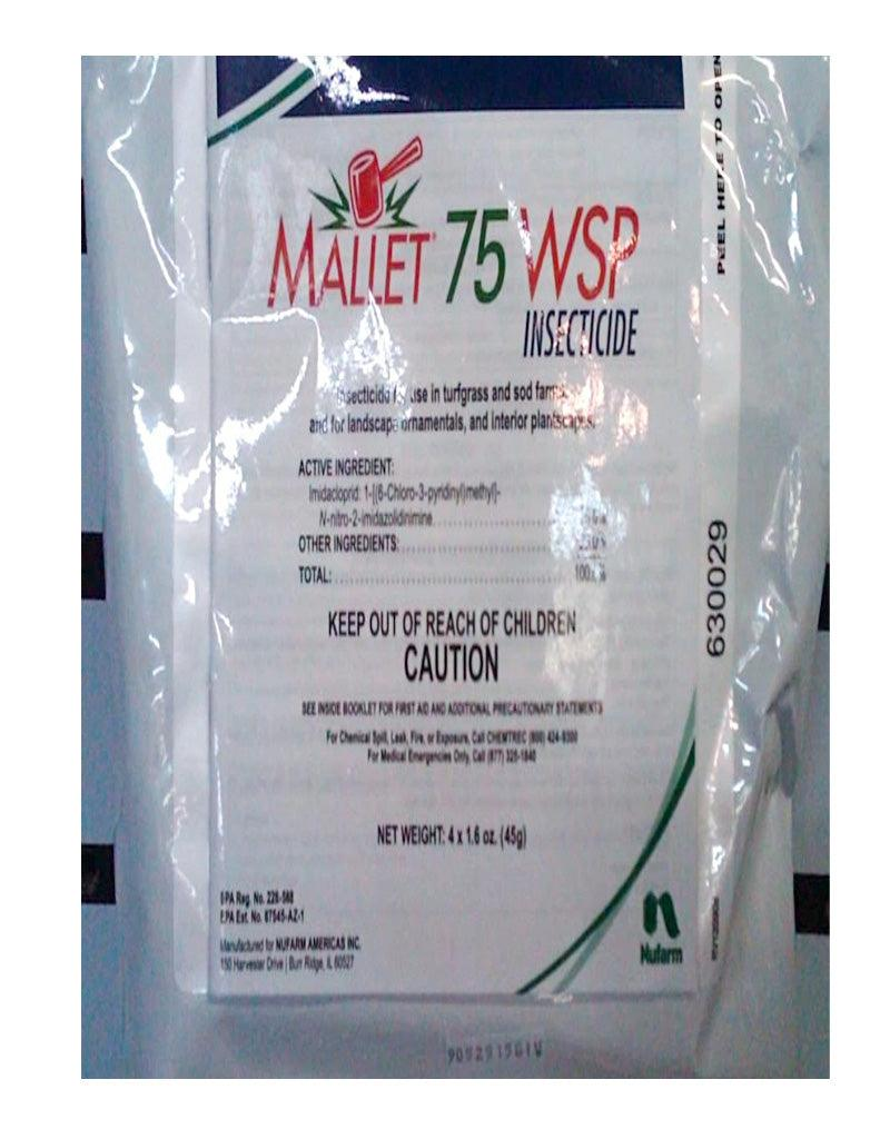 Insecticide - Mallet 75 WSP Insecticide