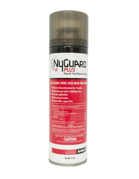 Insecticide - NyGuard Plus Flea And Tick Insecticide