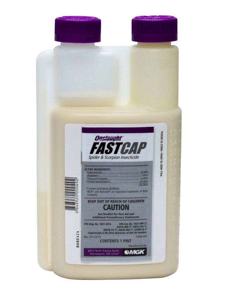 Insecticide - Onslaught FastCap Brown Recluse Spider And Scorpion Insecticide