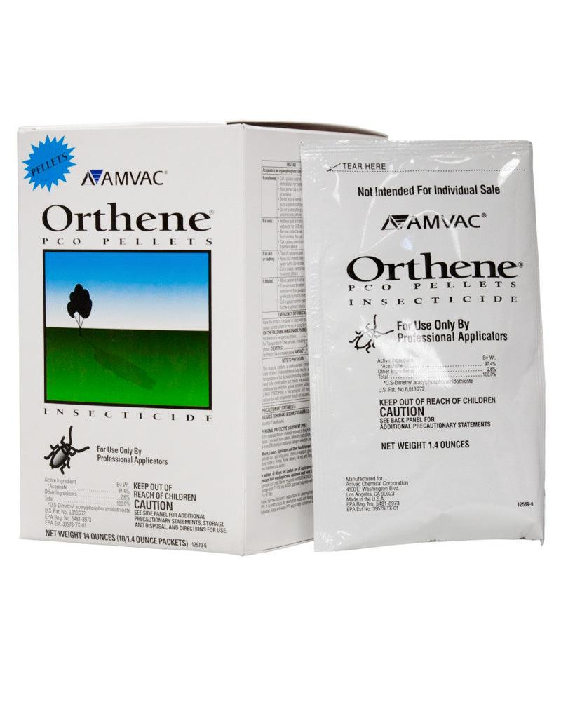 Insecticide - Orthene PCO Insecticide Pellets