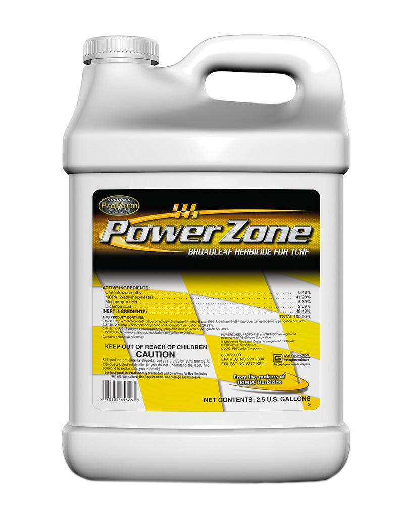 Herbicide - PowerZone Broadleaf Herbicide For Turf