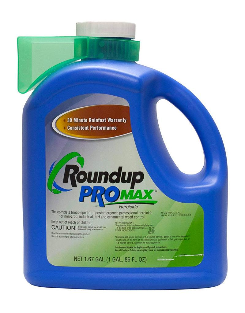 Herbicide - Roundup Pro Max Weed Killer Herbicide With Glyphosate