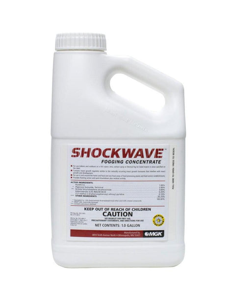 Shockwave Fogging Concentrate - 1 Gallon