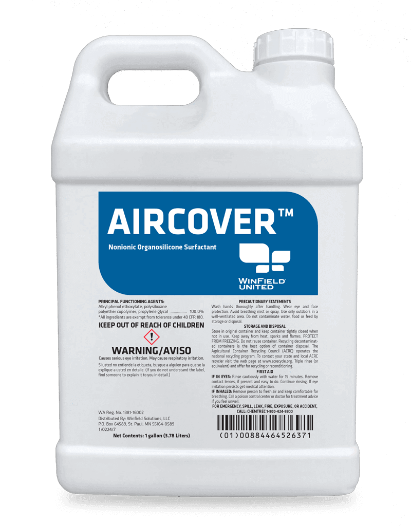 Surfactant - AirCover Adjuvant