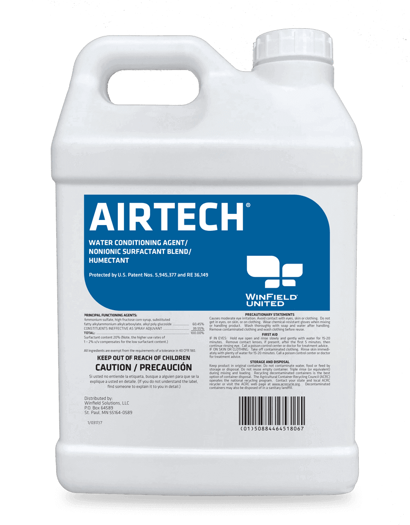 Surfactant - AirTech Adjuvant Surfactant For Pesticides And Herbicides