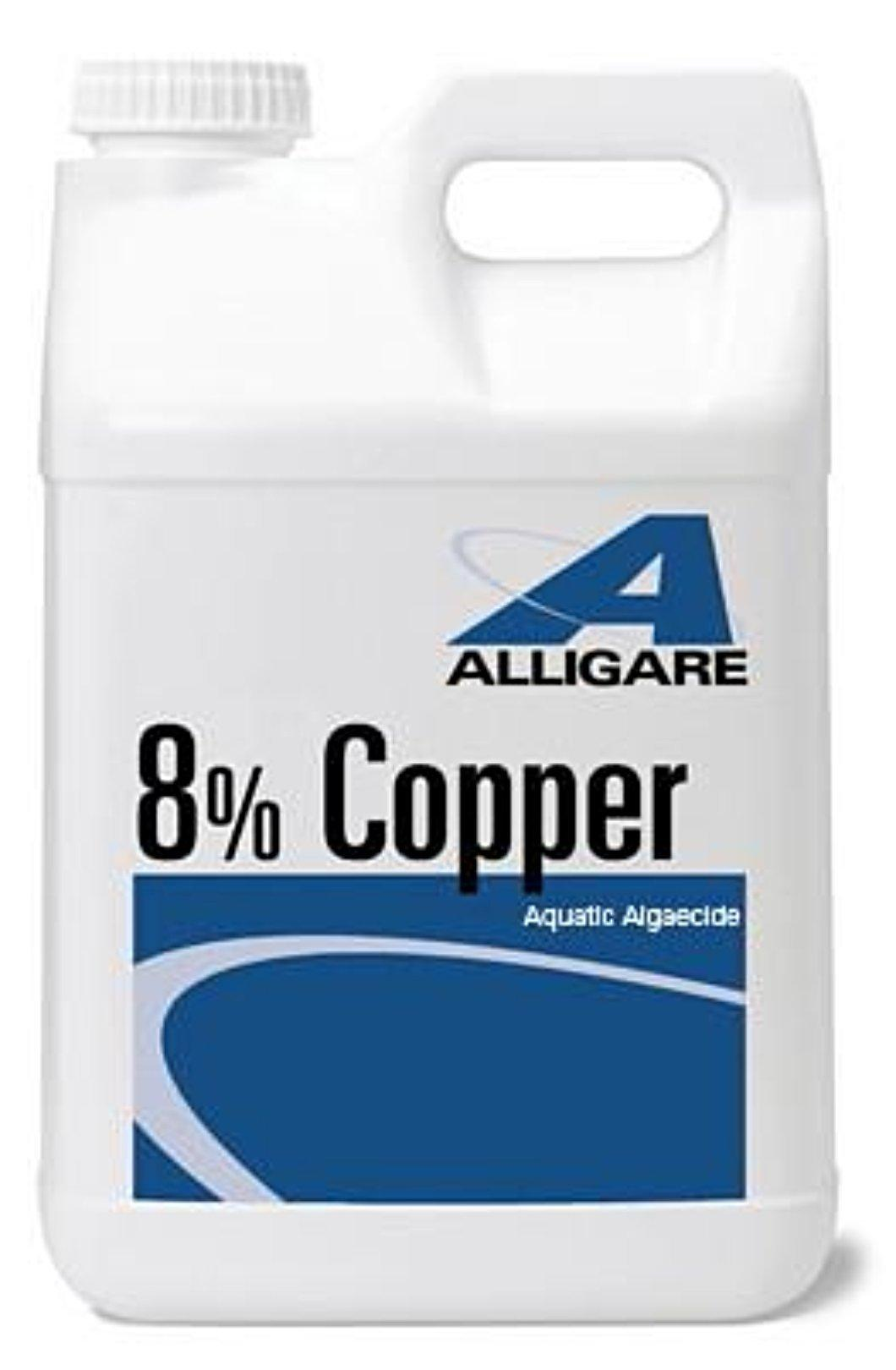 Surfactant - Alligare 8% Copper Water Treatment