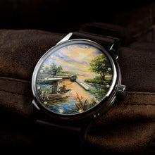 Load image into Gallery viewer, Mechanical Watch of the USSR. Model: Fisherman