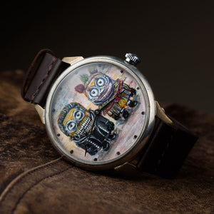 Mechanical Watch of the USSR. Model: Minions