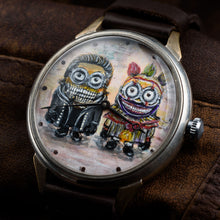 Load image into Gallery viewer, Mechanical Watch of the USSR. Model: Minions
